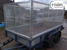 Trailer Mesh Cage Kits